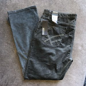 Kenneth Cole corduroy jeans